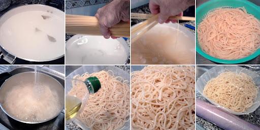 Pasta: la experiencia del cocinero